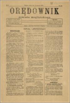 Orędownik Powiatu Mogileńskiego, 1935, nr 4