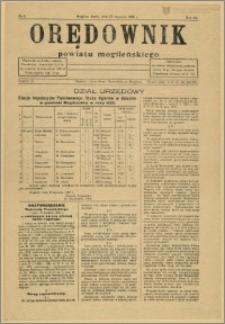 Orędownik Powiatu Mogileńskiego, 1935, nr 6