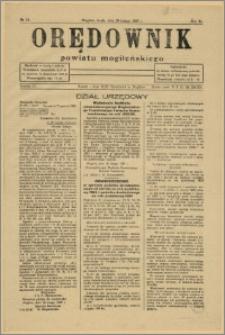 Orędownik Powiatu Mogileńskiego, 1935, nr 14