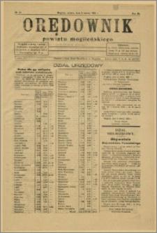 Orędownik Powiatu Mogileńskiego, 1935, nr 19