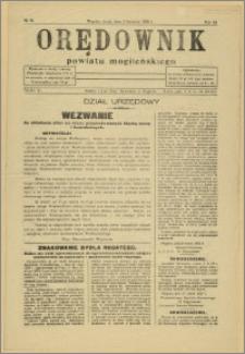Orędownik Powiatu Mogileńskiego, 1935, nr 26