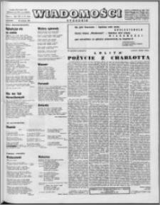 Wiadomości, R. 16 nr 17 (786), 1961