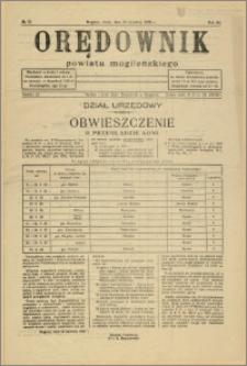 Orędownik Powiatu Mogileńskiego, 1935, nr 32