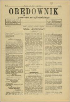 Orędownik Powiatu Mogileńskiego, 1935, nr 34