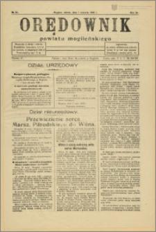 Orędownik Powiatu Mogileńskiego, 1935, nr 43