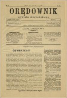 Orędownik Powiatu Mogileńskiego, 1935, nr 50