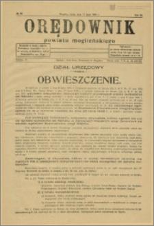 Orędownik Powiatu Mogileńskiego, 1935, nr 56