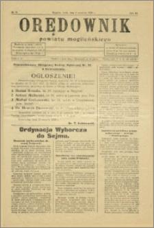 Orędownik Powiatu Mogileńskiego, 1935, nr 70