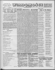 Wiadomości, R. 16 nr 19 (788), 1961
