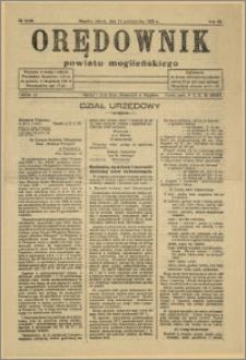 Orędownik Powiatu Mogileńskiego, 1935, nr 9