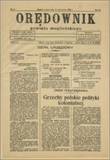 Orędownik Powiatu Mogileńskiego, 1935, nr 83