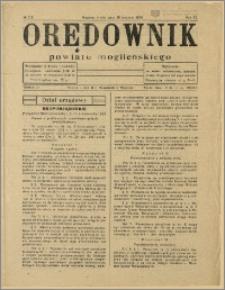 Orędownik Powiatu Mogileńskiego, 1934, Nr 2+3