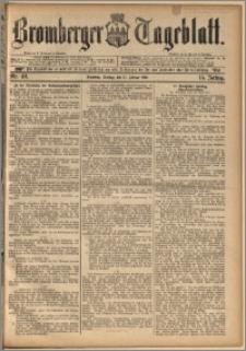 Bromberger Tageblatt. J. 15, 1891, nr 40