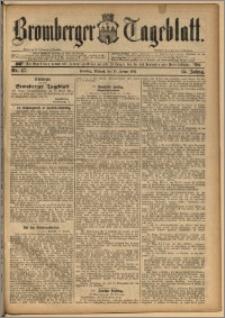 Bromberger Tageblatt. J. 15, 1891, nr 47