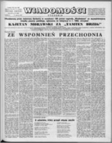 Wiadomości, R. 16 nr 24 (793), 1961