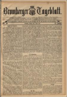 Bromberger Tageblatt. J. 15, 1891, nr 80