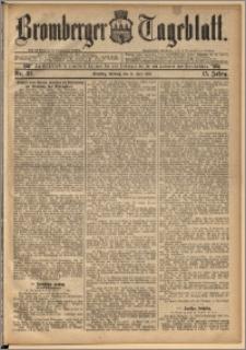 Bromberger Tageblatt. J. 15, 1891, nr 87
