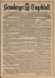 Bromberger Tageblatt. J. 15, 1891, nr 97