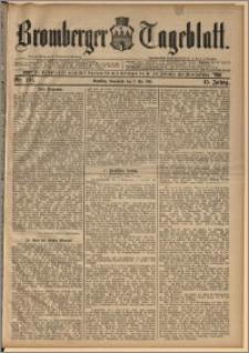 Bromberger Tageblatt. J. 15, 1891, nr 101