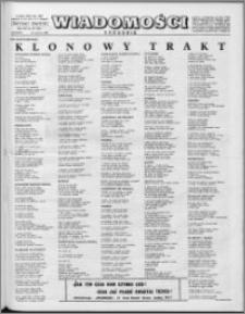 Wiadomości, R. 16 nr 26 (795), 1961