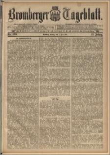Bromberger Tageblatt. J. 15, 1891, nr 130