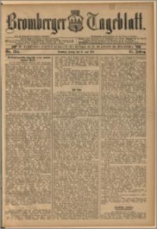 Bromberger Tageblatt. J. 15, 1891, nr 134