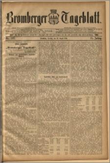 Bromberger Tageblatt. J. 15, 1891, nr 197