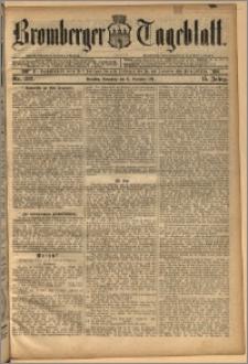 Bromberger Tageblatt. J. 15, 1891, nr 213