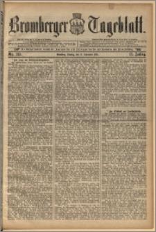 Bromberger Tageblatt. J. 15, 1891, nr 215
