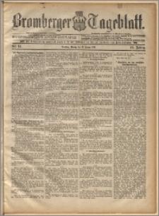 Bromberger Tageblatt. J. 16, 1892, nr 14
