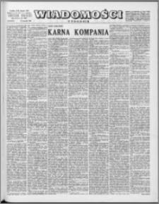 Wiadomości, R. 16 nr 35 (804), 1961