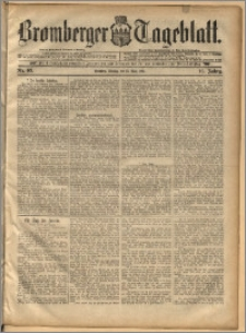 Bromberger Tageblatt. J. 16, 1892, nr 63