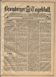 Bromberger Tageblatt. J. 16, 1892, nr 100
