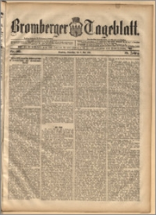 Bromberger Tageblatt. J. 16, 1892, nr 105