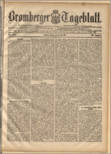 Bromberger Tageblatt. J. 16, 1892, nr 113