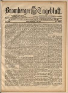Bromberger Tageblatt. J. 16, 1892, nr 118