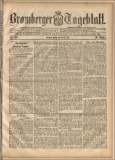 Bromberger Tageblatt. J. 16, 1892, nr 124