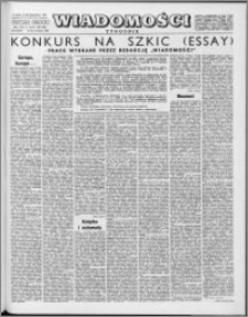 Wiadomości, R. 16 nr 38/39 (807/808), 1961