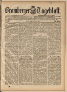 Bromberger Tageblatt. J. 16, 1892, nr 147