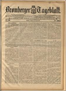 Bromberger Tageblatt. J. 16, 1892, nr 148