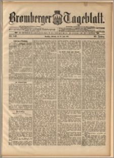 Bromberger Tageblatt. J. 16, 1892, nr 149