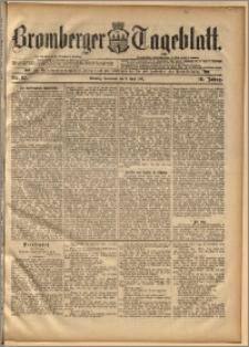 Bromberger Tageblatt. J. 16, 1892, nr 85