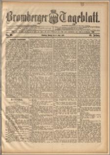 Bromberger Tageblatt. J. 16, 1892, nr 86