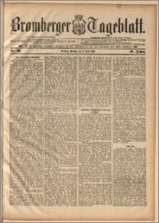 Bromberger Tageblatt. J. 16, 1892, nr 88