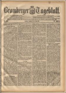 Bromberger Tageblatt. J. 16, 1892, nr 89
