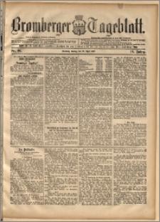Bromberger Tageblatt. J. 16, 1892, nr 96