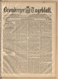 Bromberger Tageblatt. J. 16, 1892, nr 99