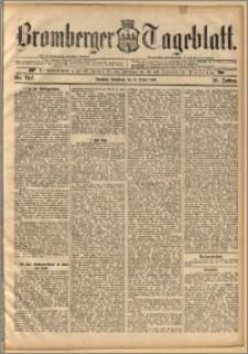 Bromberger Tageblatt. J. 16, 1892, nr 242