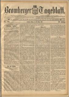 Bromberger Tageblatt. J. 16, 1892, nr 249