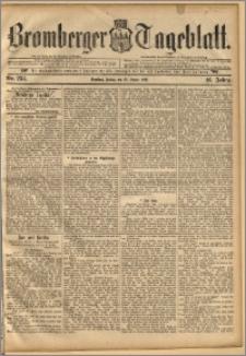 Bromberger Tageblatt. J. 16, 1892, nr 253